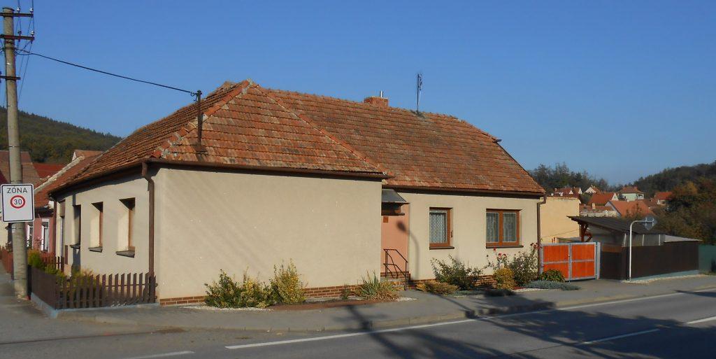 Rodinný dům v Šebrově