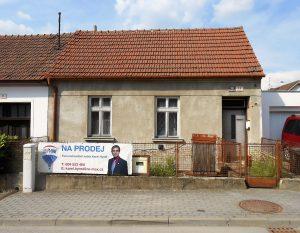 Rodinný dům v Brně-Soběšicích